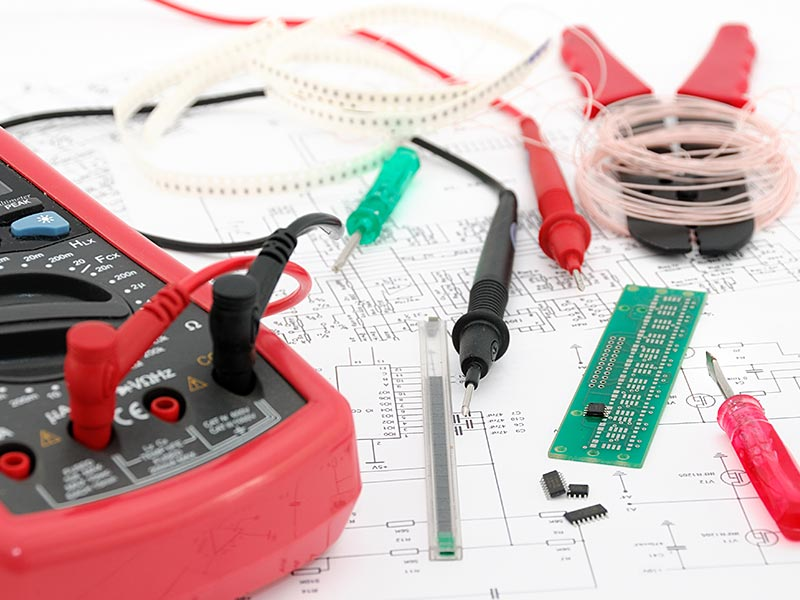Mechanische und elektrische Konstruktion