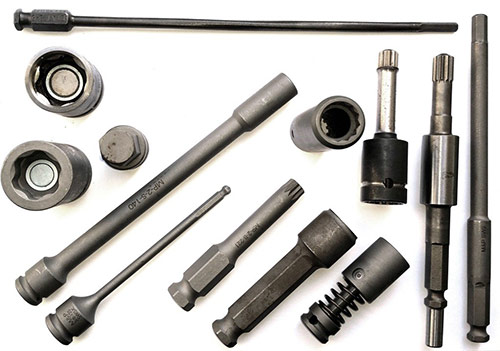 Sonderwerkzeuge: Bits & Sockets